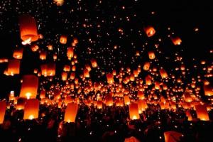La notte delle luci: è Loi Krathong