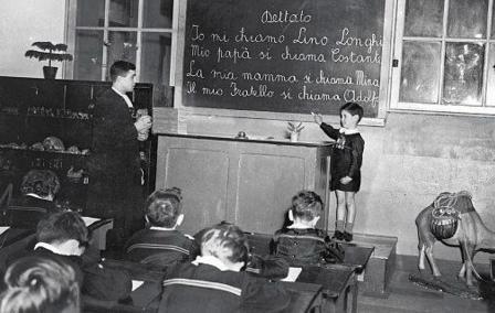La scuola? Racconta l'Italia