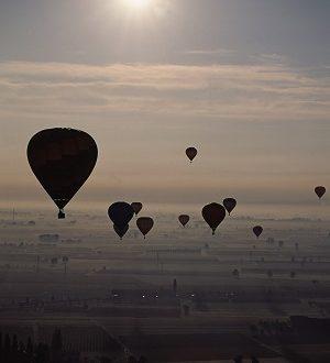 L'emozione del Volo: mongolfiere e aerostati