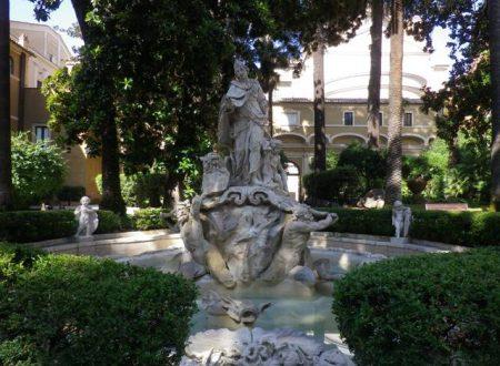Il giardino ritrovato di Palazzo Venezia
