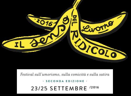 Il senso del Ridicolo, il festival a Livorno