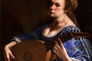 Artemisia Gentileschi, la forza della sua pittura
