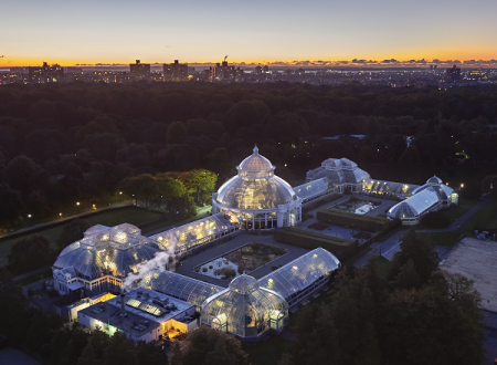 Buon Anniversario, Botanical Garden di New York!