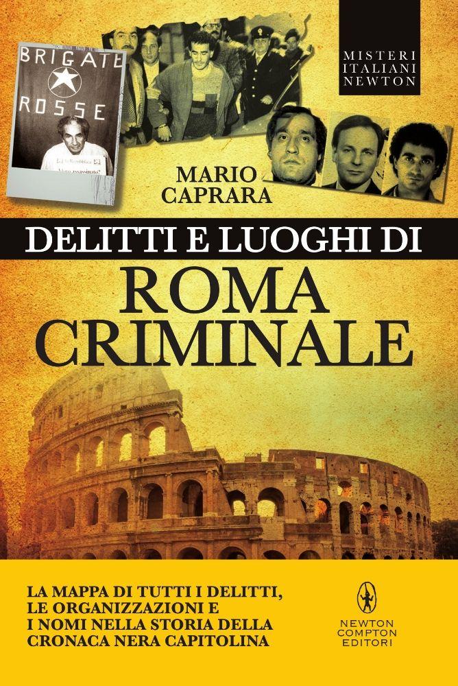 Roma Criminale libro