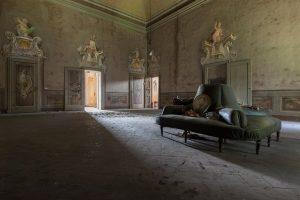 Abbandoned H.Ell: lo spettacolo dell'abbandono