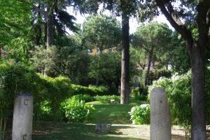 La gioia di un giardino aperto