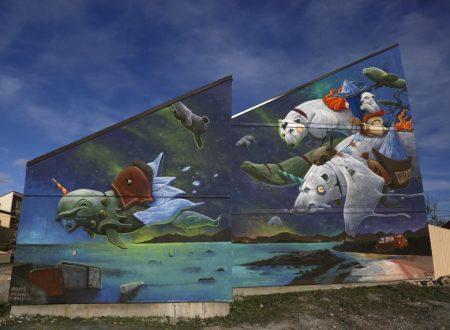 Gli orsi e i murales che (forse) li salveranno