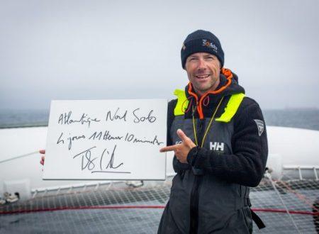 Thomas Coville: il più veloce ad attraversare il nord Atlantico