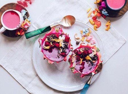 Un cibo tutto rosa: millenial pink