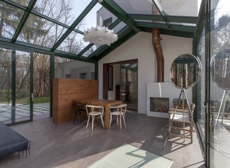 Vieni… c'è una casa nel bosco (ma proprio innovativa)