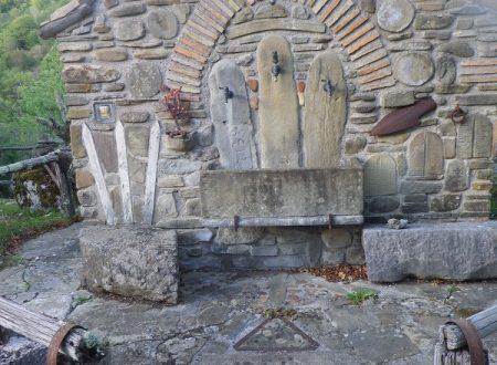Le poesie di pietra di Maurizio Elviretti a Bellegra