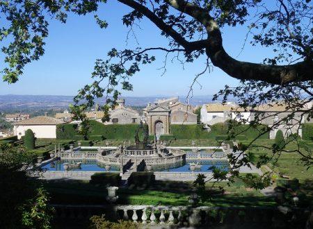 Una fiaba tutta green: Villa Lante di Bagnaia