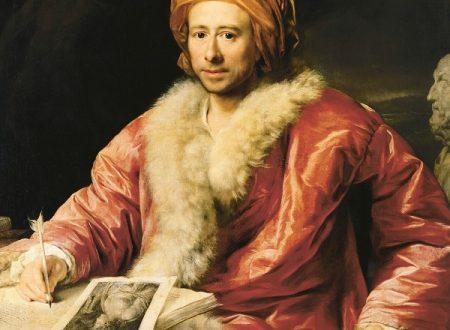 Roma omaggia Winckelmann, papà dell'archeologia moderna