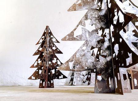 I 100 alberi d'autore: Natale a Napoli