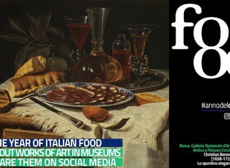 2018: è l'anno del cibo italiano