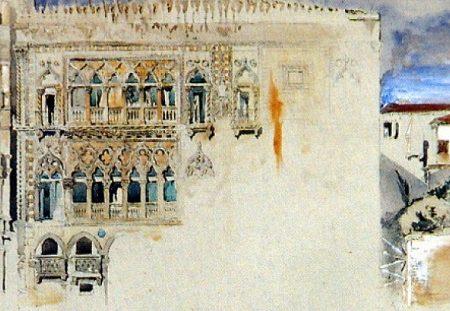 Le pietre di Venezia secondo John Ruskin