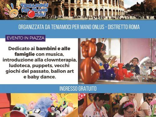 Ottobrata della Risata: il 13 ottobre a Testaccio, Roma