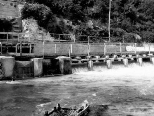 Primi 80 anni per l'acquedotto del Peschiera