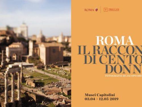 100 donne raccontano Roma