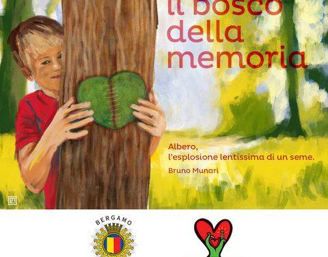 A Bergamo nasce il Bosco della Memoria in ricordo delle vittime del Covid