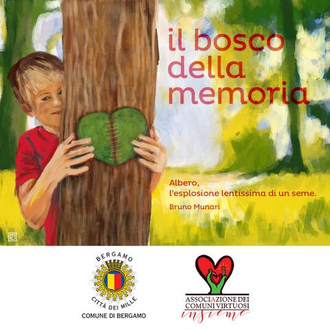Bergamo e il bosco della memoria